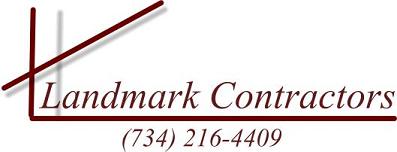 Landmark Contractors logo